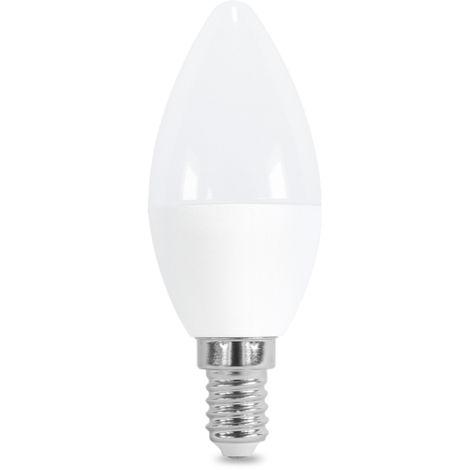 Bombilla LED Vela C37 E14 6W