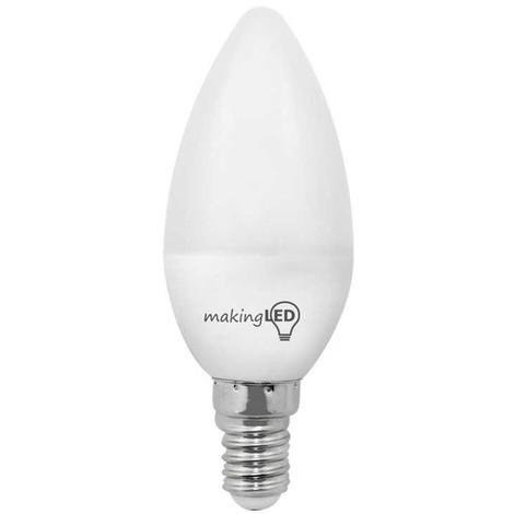 Bombilla LED vela cálida (4W)