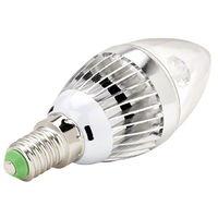 Bombilla LED vela E14 3W 4200K blanco natural