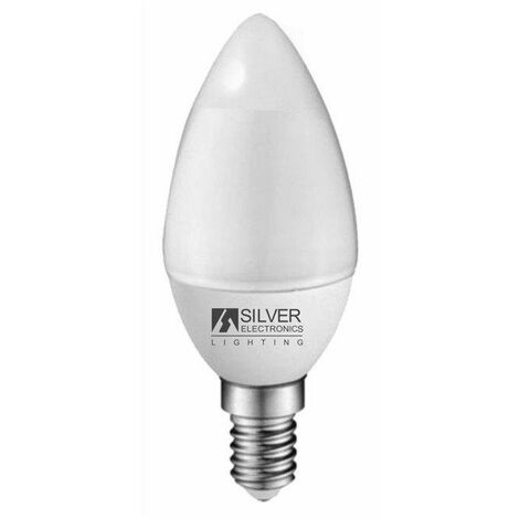 Bombilla LED VELA E14 4W 3000K ECO