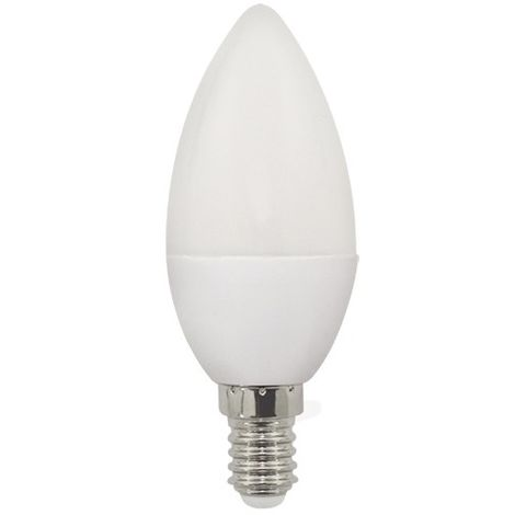 Bombilla Led Vela E14. 6W. 640Lm. Wonderlamp
