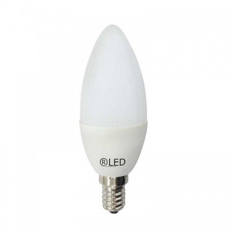 BOMBILLA LED VELA E14 6W DIMMABLE
