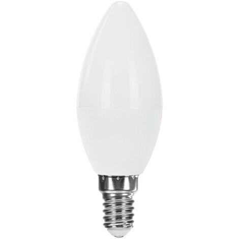 Bombilla LED Vela E14 6W Equi.40W 470lm 15000H Raydan Home