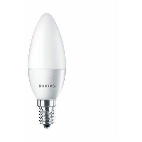Bombilla LED Vela E14 6W - MASTER LEDcandle Philips