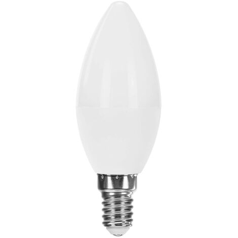 Bombilla LED Vela E14 7,4W Equi.60W 806lm 15000H