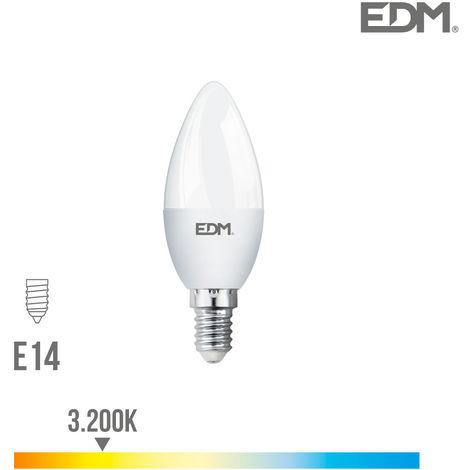 Bombilla Led Vela E14 7W 600 Lumens 3.200K - NEOFERR