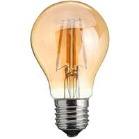 Bombilla LED Vintage de filamento E27 A60 4W