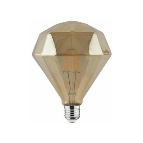 Bombilla LED Vintage Diamond E27 6W