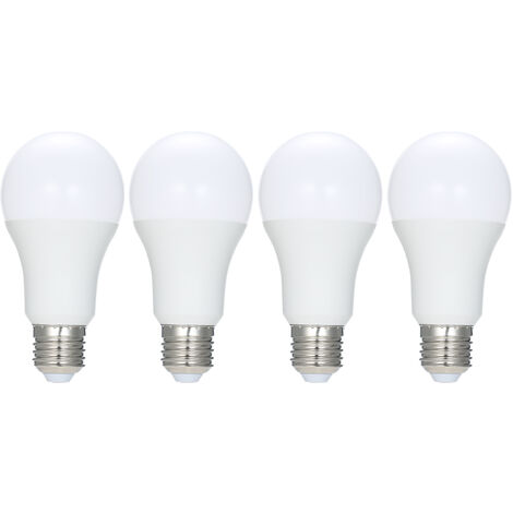 Bombilla LED WIFI inteligente, Bombilla inteligente RGB + C + W