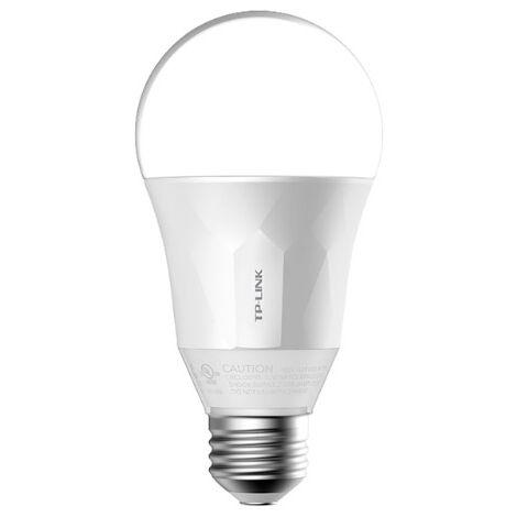 Bombilla led wifi inteligente tp-link lb100 e27 luz fria regulable 2700k equiv 50w compatible con android, ios y alexa