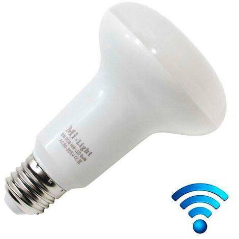 Bombilla Led WiFi PAR30 E27 Bulb 9W RGB+Blanco