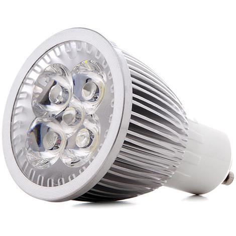 Bombilla LEDs GU10 5W 12VDC 400Lm 30.000H | Blanco Frío (JL-SPEG12-5W-CW)