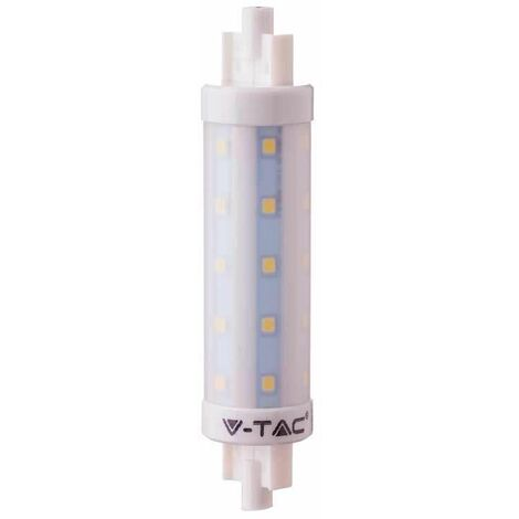 Bombilla lineal led R7S 10W 360° 118mm
