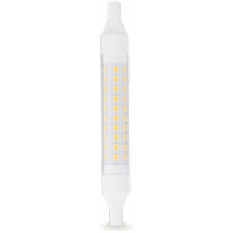Bombilla lineal LED R7s 118mm 10W 1000lm