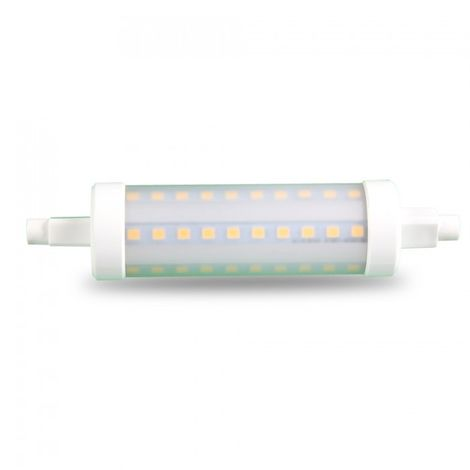 Bombilla lineal led R7S 7W 360° 118mm