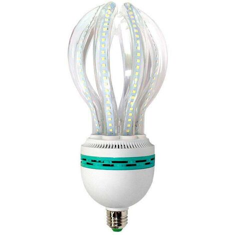 Bombilla Lotus Corn E27 SMD2835 LED 36W, Blanco neutro