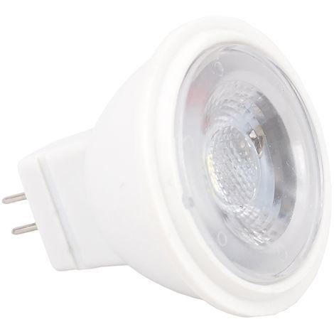 Bombilla MR11 de ahorro de energia para el hogar, blanco calido