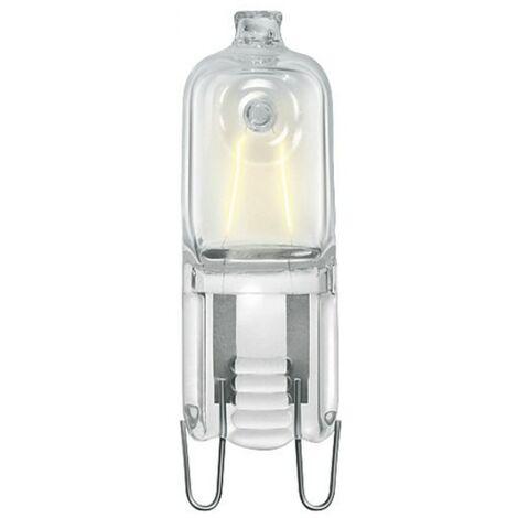 Bombilla Philips Cápsula halógena G9 42W claro CLICKES42CL