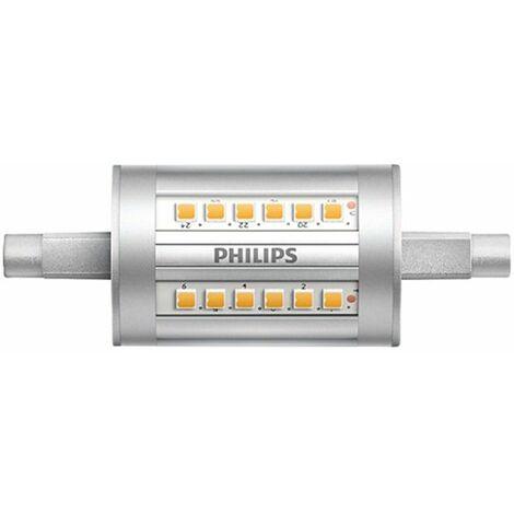 Bombilla Philips CorePro LEDlinear 78mm 7,5W R7S luz neutra 4000K