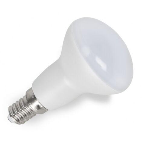 Bombilla reflectora de 10w luz neutra E14 fabriled