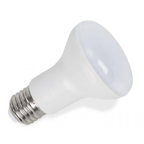Bombilla reflectora de 11w luz neutra E27 fabriled - Blanco
