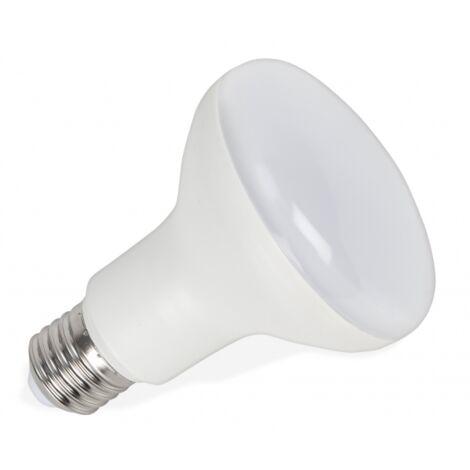 Bombilla reflectora de 12w luz neutra E27 fabriled - Blanco