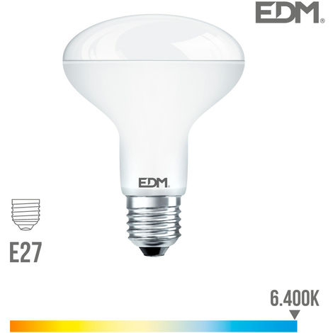 Bombilla reflectora led 12W EDM -Disponible en varias versiones