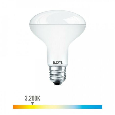 Bombilla reflectora led EDM R80 10W -Disponible en varias versiones