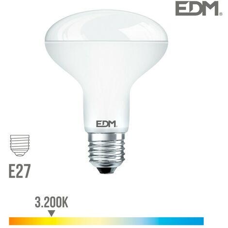Bombilla reflectora led EDM R80 10W -Disponible en varias versiones