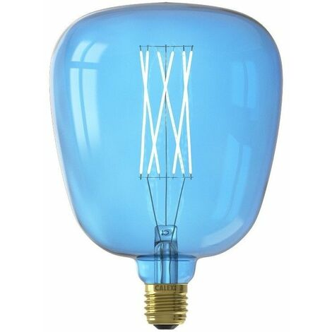 Bombilla regulable decorativa CALEX 426214 KIRUNA LED 4W E-27 Blue