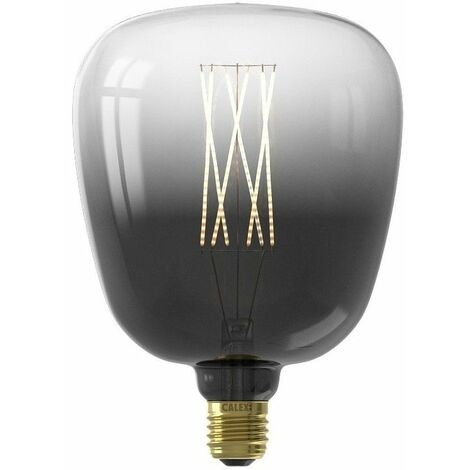 Bombilla regulable decorativa CALEX 426216 KIRUNA LED 4W E-27 Moonstone Black