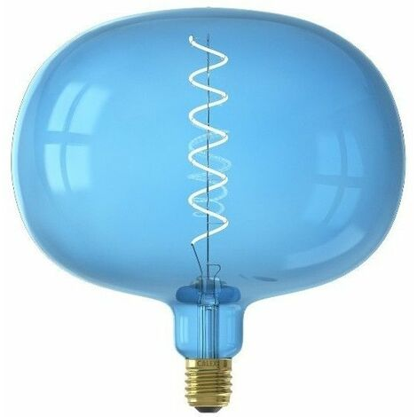 Bombilla regulable decorativa CALEX 426224 BONDEN LED 4W E-27 Blue