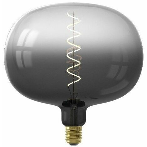 Bombilla regulable decorativa CALEX 426226 BONDEN LED 4W E-27 Moonstone Black