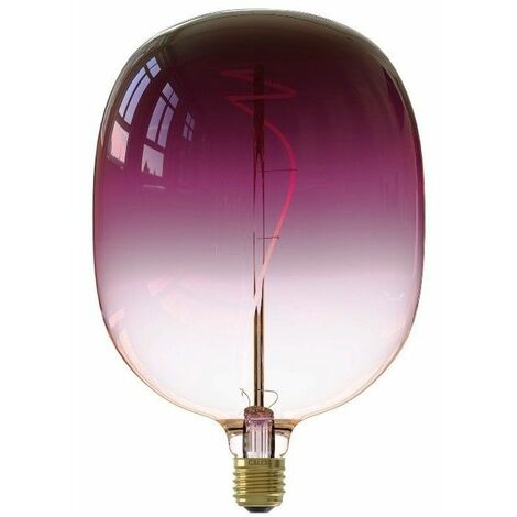 Bombilla regulable decorativa CALEX 426260 AVESTA LED 5W E-27 Violet Gradient