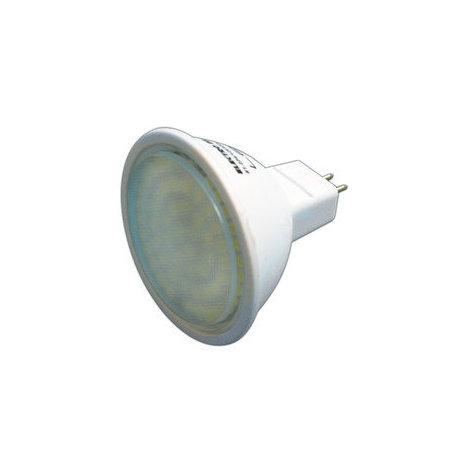 Bombilla SMD de 60 LED, 12 V AC/DC, MR-16 Electro DH 81.224/12V/CAL 8430552141500