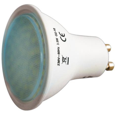 Bombilla SMD de 60 LED. GU10 Electro DH 81.223/DIA 8430552141494