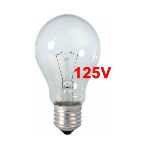 BOMBILLA STANDARD CLARA 40W E27 125V (SOLO USO INDUSTRIAL)