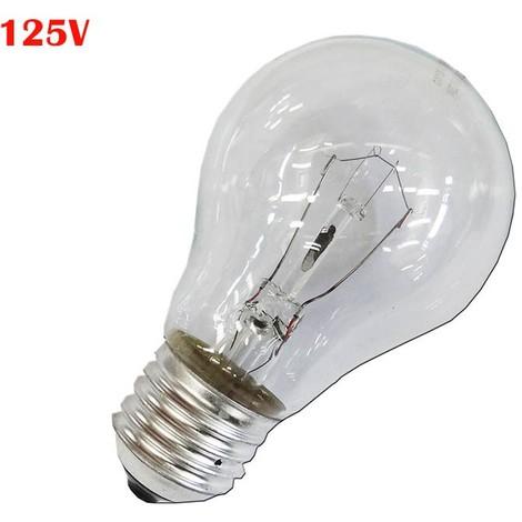 Bombilla Standard Clara 40W E27 125V (Solo Uso Industrial) - NEOFERR