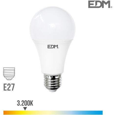 Bombilla standard led E27 24W 2700 lm 3200k EDM 98720