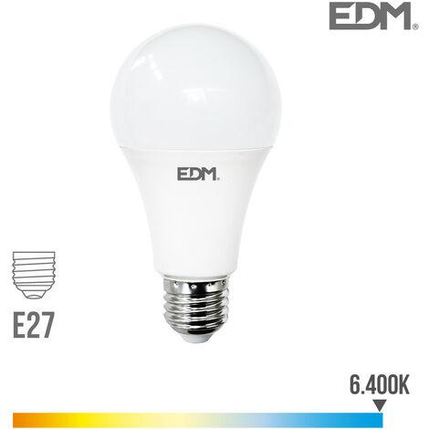 BOMBILLA STANDARD LED E27 24W 2700 LM 6400K LUZ FRIA EDM - NEOFERR