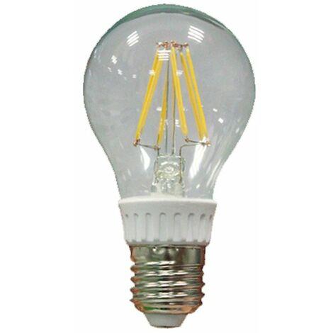 Bombilla Standard LED E27 Luz fría (6W)