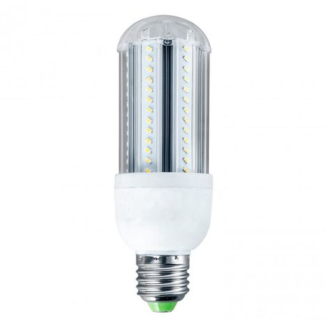 Bombilla tipo mazorca LED E27 10W 2700K