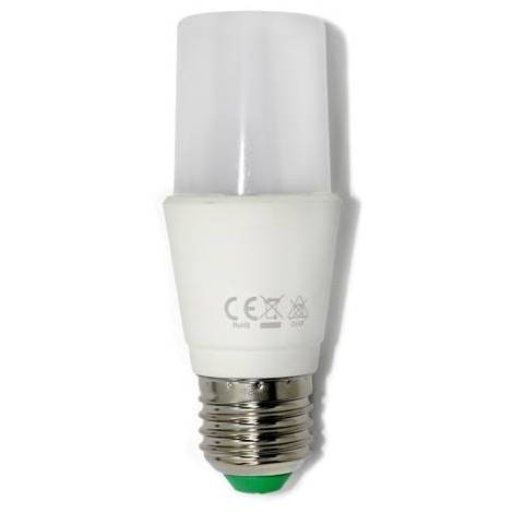 Bombilla tubular LED 9W Luz fría (6500K)
