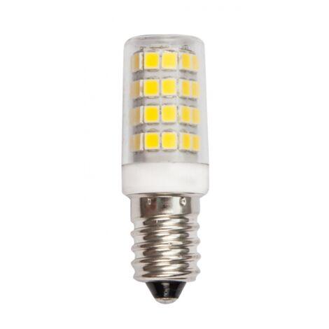 Bombilla tubular LED con luz blanca neutra 4w E14