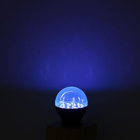 Bombilla UV, AC100V-240V, 7W 25 LED 365nm, E27, para esterilizar atrayendo insectos