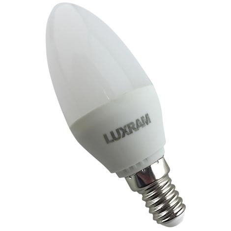 Bombilla vela 3W led E14 serie value -Disponible en varias versiones