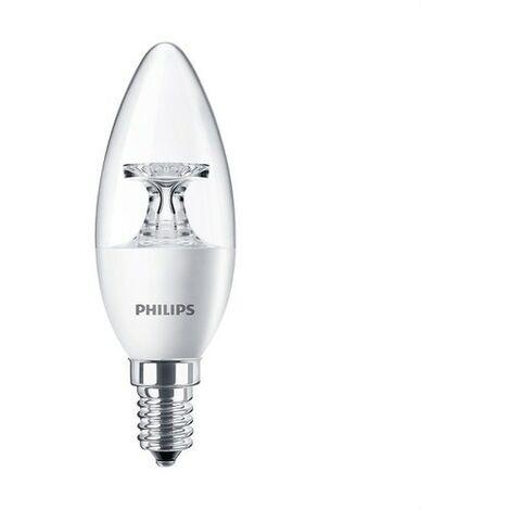 Bombilla vela CorePro LED 5W E14 2700K PHILIPS 45479400