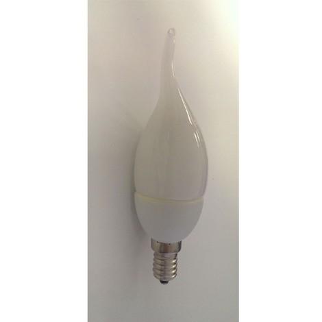 "Bombilla vela ""Flame"" 9W E14 | 2700ºK (blanco cálido)"