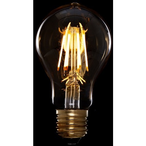 Bombilla Vintage LED A60 Metrolpolitan 6W E27 [AM-AL601] | Blanco Cálido (AM-AL601)