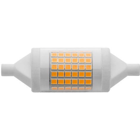 Bombilla Wiva LED R7S 78MM 11W 2.700 K Luz cálida 12100604